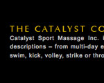 Catalyst Sport Massage